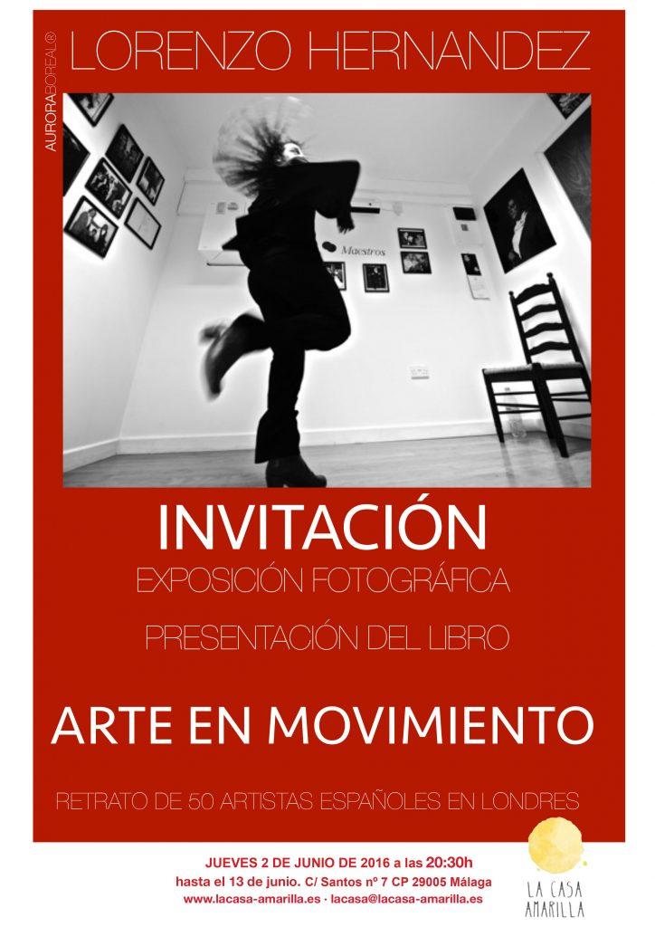 Invitacion Malaga