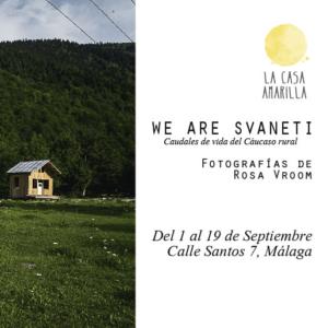We Are Svaneti