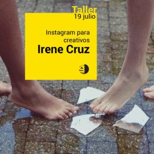 Taller de Instagram para creativos